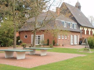 Frei Zeit Haus Evangelisch Reformierte Kirchengemeinde Meppen